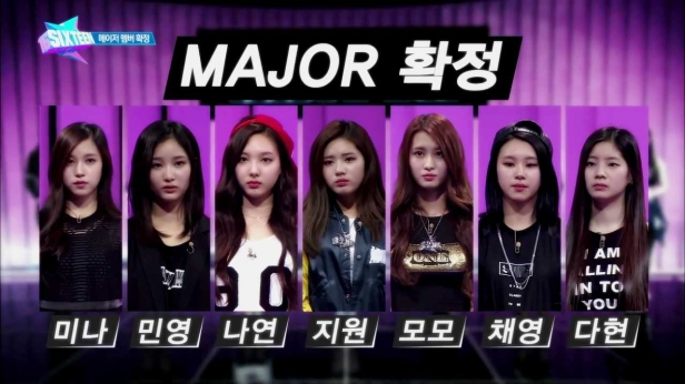 [SIXTEEN] Who Will Be JYP's Next Leading Girl Group_ - episode 1 Full Ver.mp4_20150509_005325.986