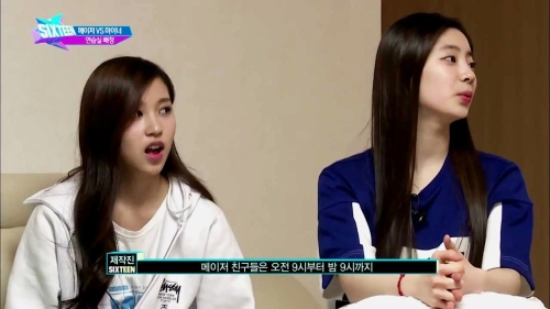 [SIXTEEN] Who Will Be JYP's Next Leading Girl Group_ - episode 1 Full Ver.mp4_20150509_005609.905
